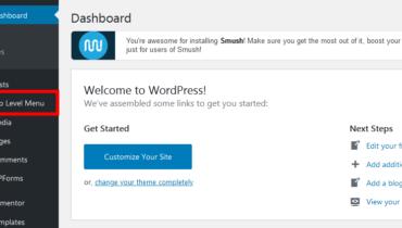 Create A Custom Admin Menu With Admin Page WordPress