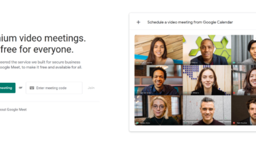 Google Meet Is Now Available For Free