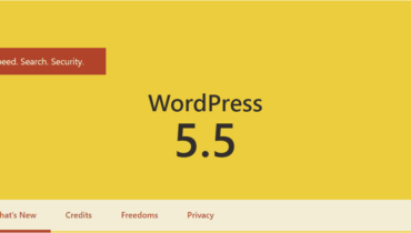 WordPress Release 5.5 is here! 5 Things You Need to Know